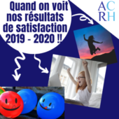 Enquête de satisfaction 2021 !